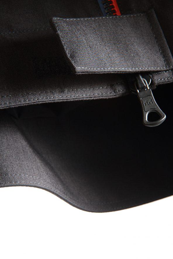BiondoEndurance_Motorräder_GLT_004_Vest_BlackCordura_Front_Zipper_Tab