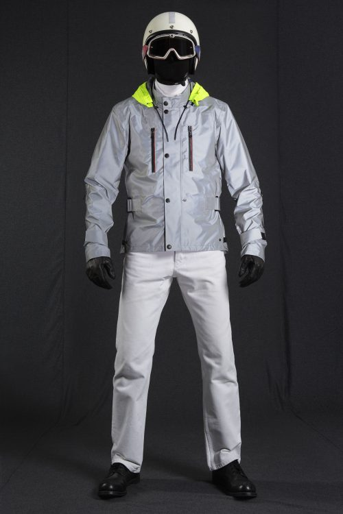 BiondoEndurance_Motorräder_GB_0009_Jacket-Mid-MkI_ReflectiveSilver_Portrait_Front