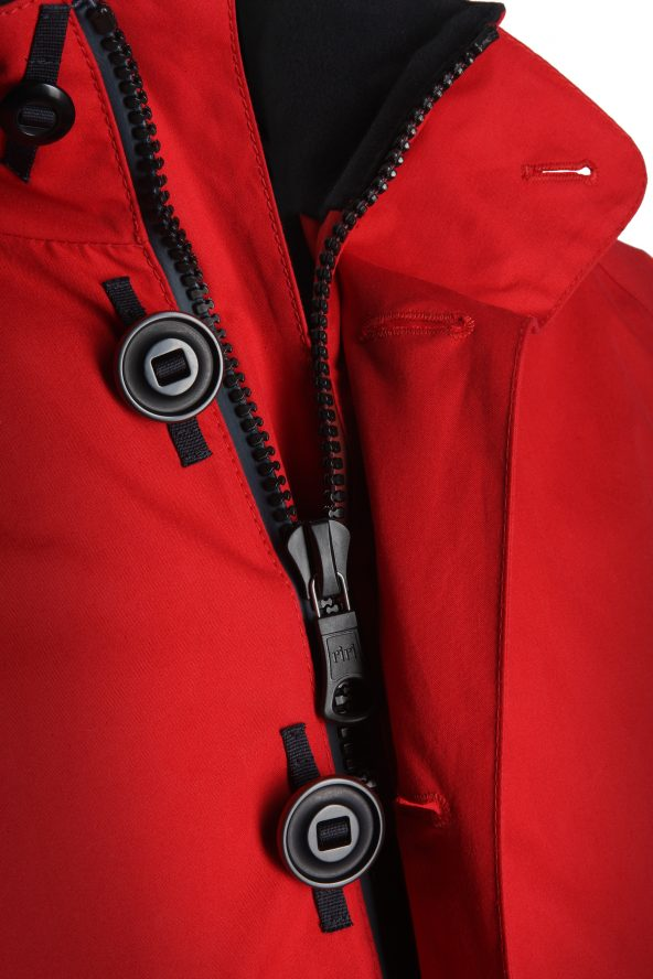 BiondoEndurance_HeavyDuty_GB_0004_Blouson_HuntingRed_Buttons_Front_Opening