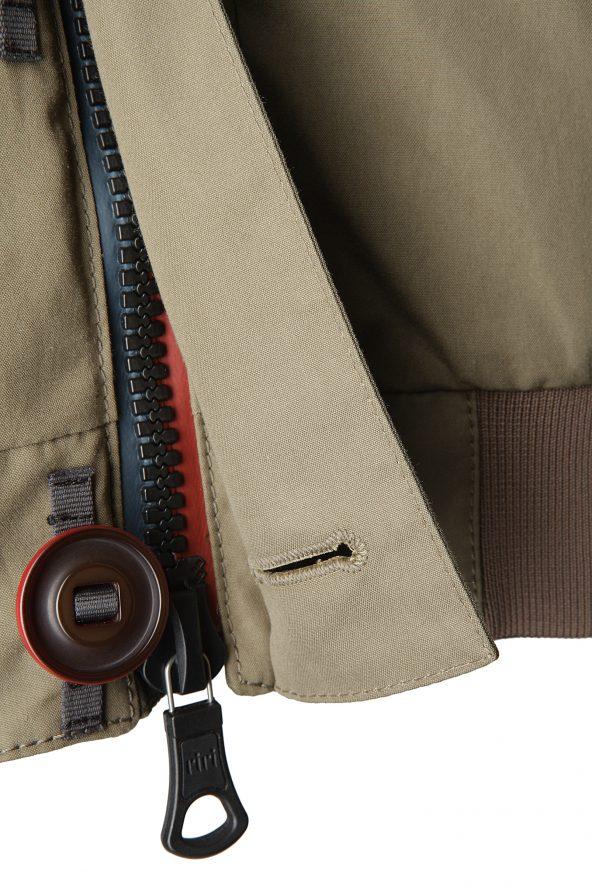 BiondoEndurance_HeavyDuty_GB_0004_Blouson_Khaki_Zipper_Front