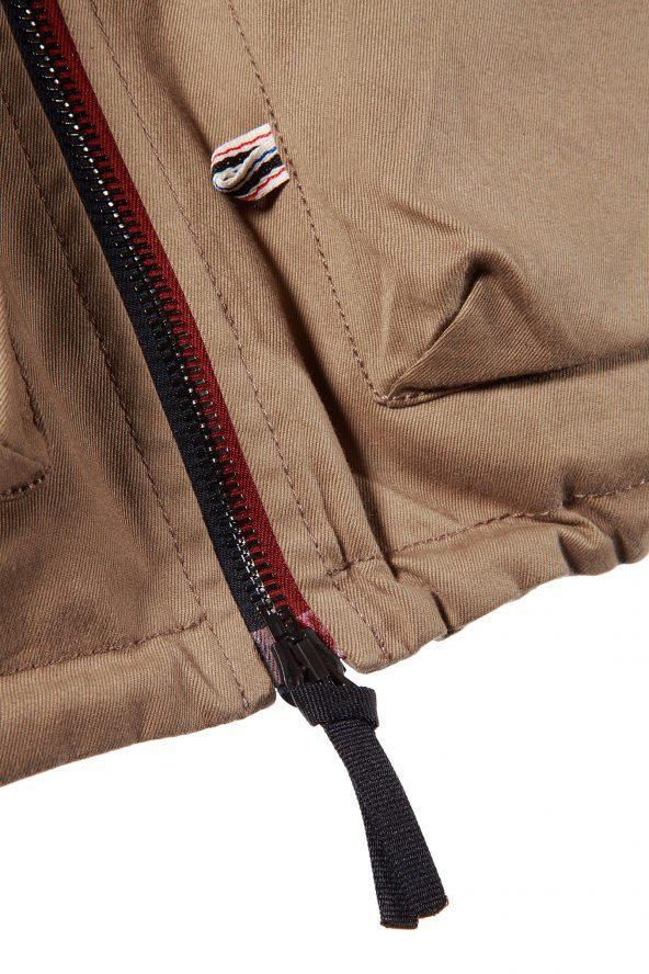 BiondoEndurance_HeavyDuty_GLT_008_Vest_Fawn_Front_Zipper