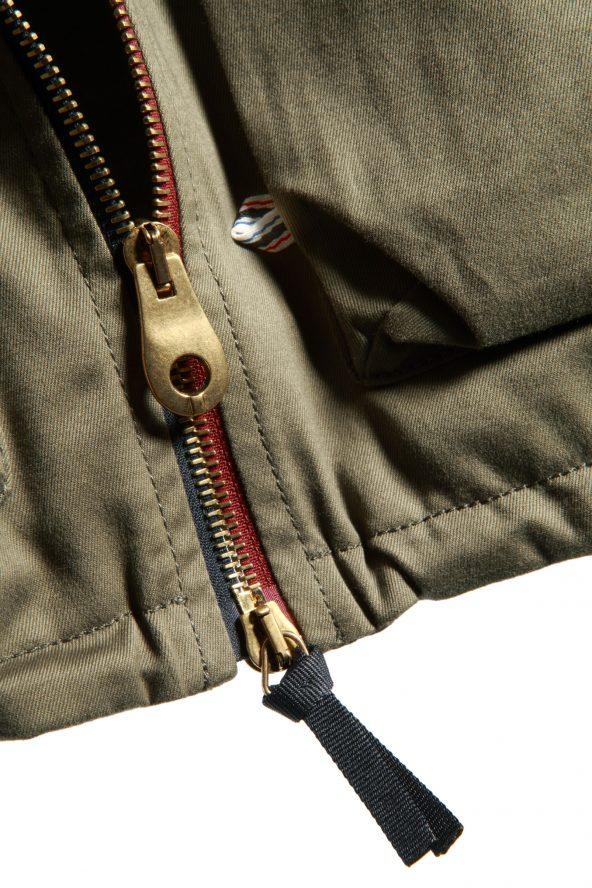 BiondoEndurance_HeavyDuty_GLT_008_Vest_OliveDrab_Portrait_Front_Zipper