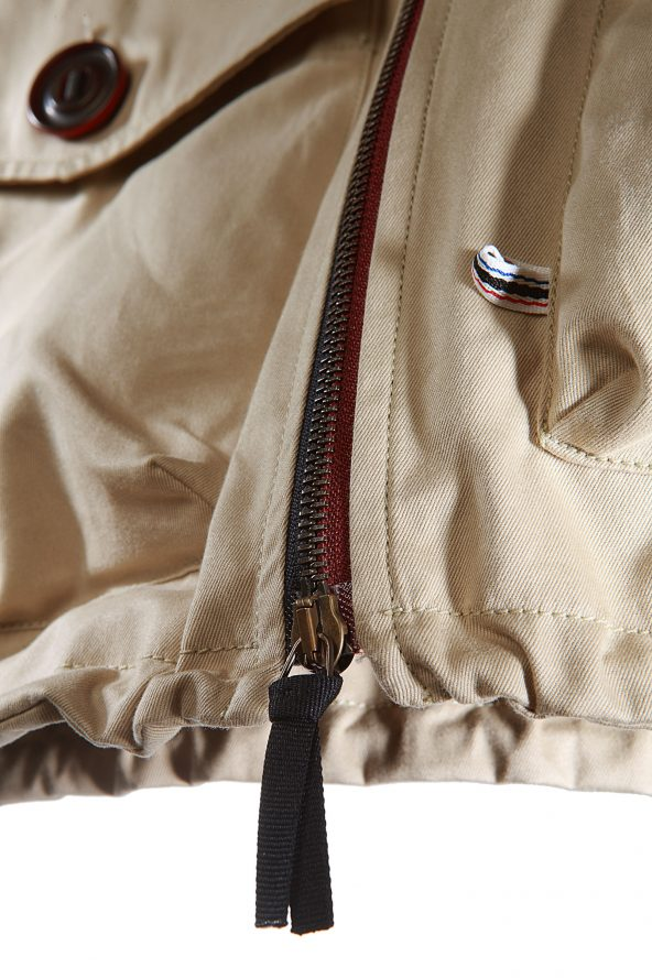 BiondoEndurance_HeavyDuty_GLT_008_Vest_Sand_Portrait_Front_Zipper