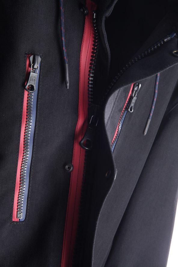 BiondoEndurance_Motorräder_GB_0009_Jacket-Mid-MkI_BlackCordura_Front_Zippers