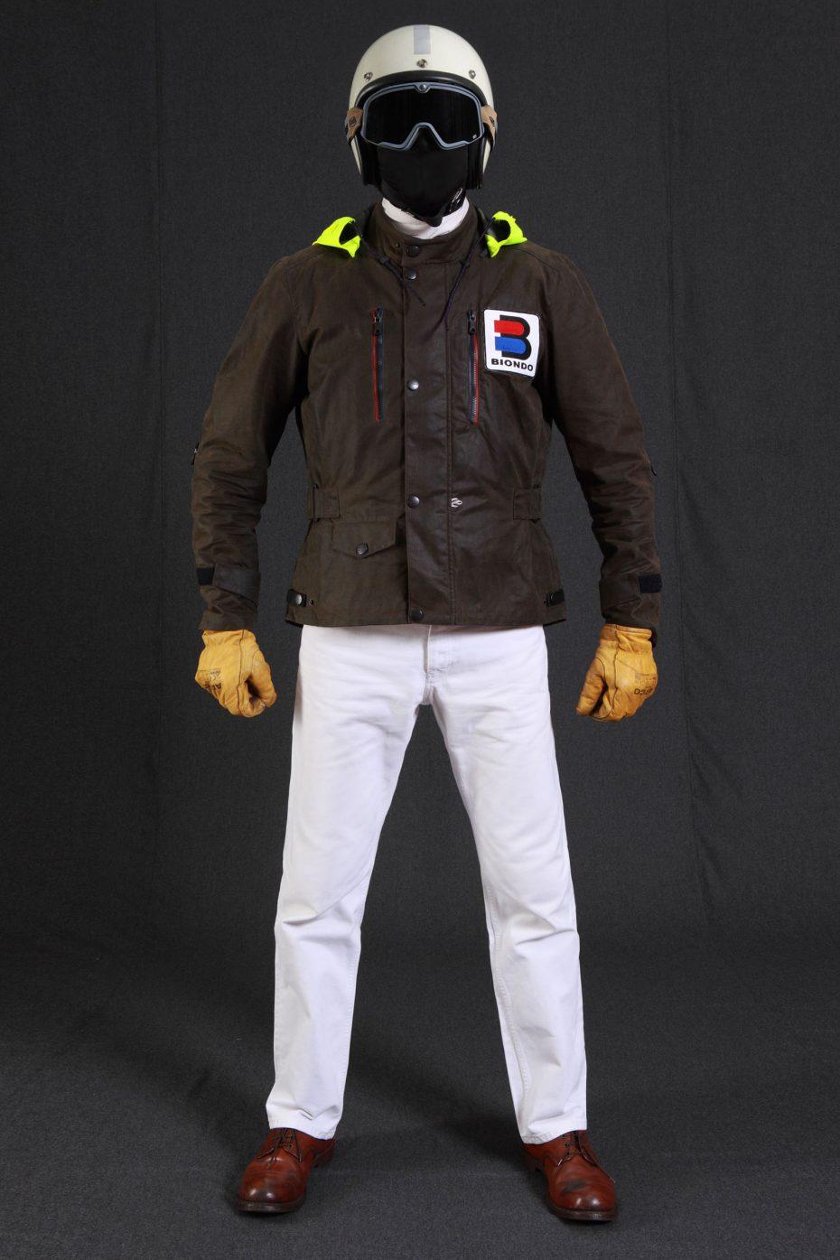 BiondoEndurance_Motorräder_GB_0014_Jacket-Mid-MkII_KhakiBrown_Portrait_Front
