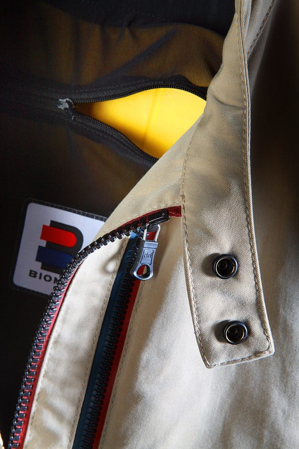 BiondoEndurance_Motorräder_GLT_004_Vest_Khaki_Ddrill_Back_Protection
