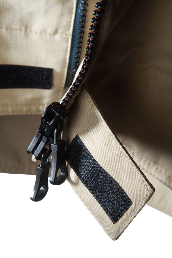 BiondoEndurance_Motorräder_GLT_004_Vest_Khaki_Ddrill_Zipper_Tab