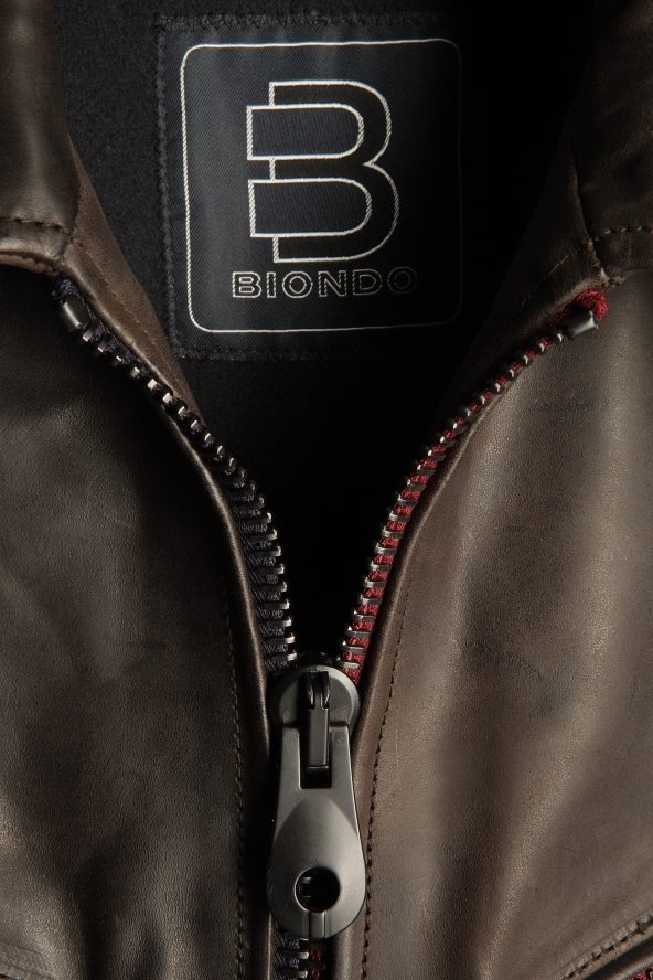 BiondoEndurance_Motorräder_LGB_003_Leather-Jacket_DkBrown_Inner_Label