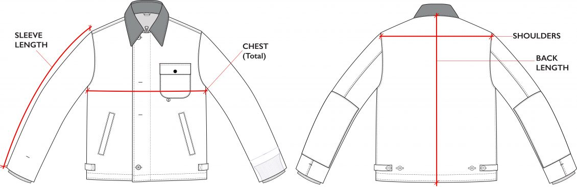 BiondoEndurance_HeavyDuty_GB_0002_Jacket-Short_Technical_Drawing