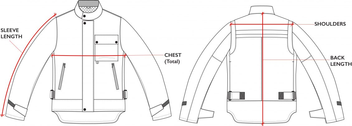 BiondoEndurance_Motorräder_GB_0003_Short_Jacket_Technical_Drawing