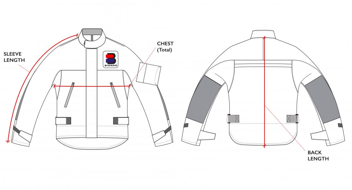 BiondoEndurance_Motorräder_GB_0008_Short-Jacket_Technical_Drawing