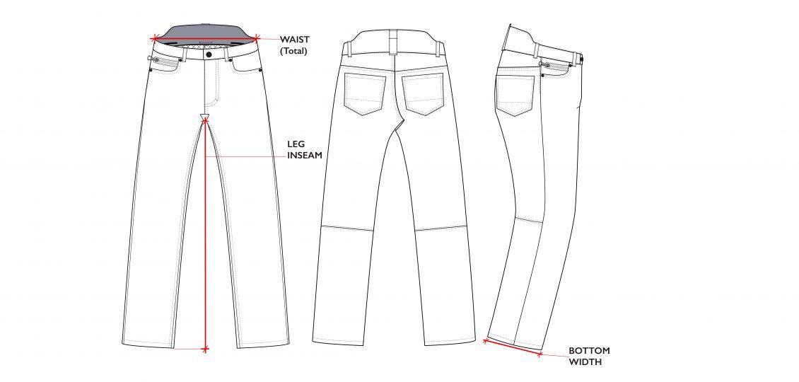 BiondoEndurance_Motorräder_PT_0002_SportTrousers-Cordura_DeepBlue_Technical_Drawing