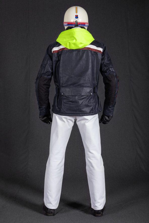 BiondoEndurance_Motorräder_GB_0009_Jacket-MkIII_NavyBlue_CottonCanvas_Portrait_Back
