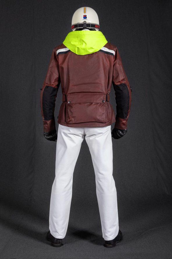 BiondoEndurance_Motorräder_GB_0009_Jacket-OxBlood_Jasta11_Portrait_Back