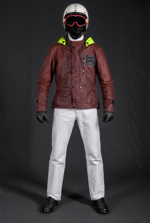 BiondoEndurance_Motorräder_GB_0009_Jacket-OxBlood_Jasta11_Portrait_Front
